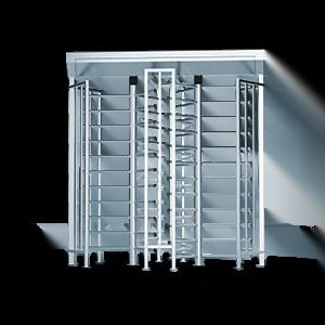 full height turnstiles MA3-2-3 gastop