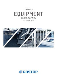 BA3-GA3-MA3 EQUIPMENT CATALOGUE
