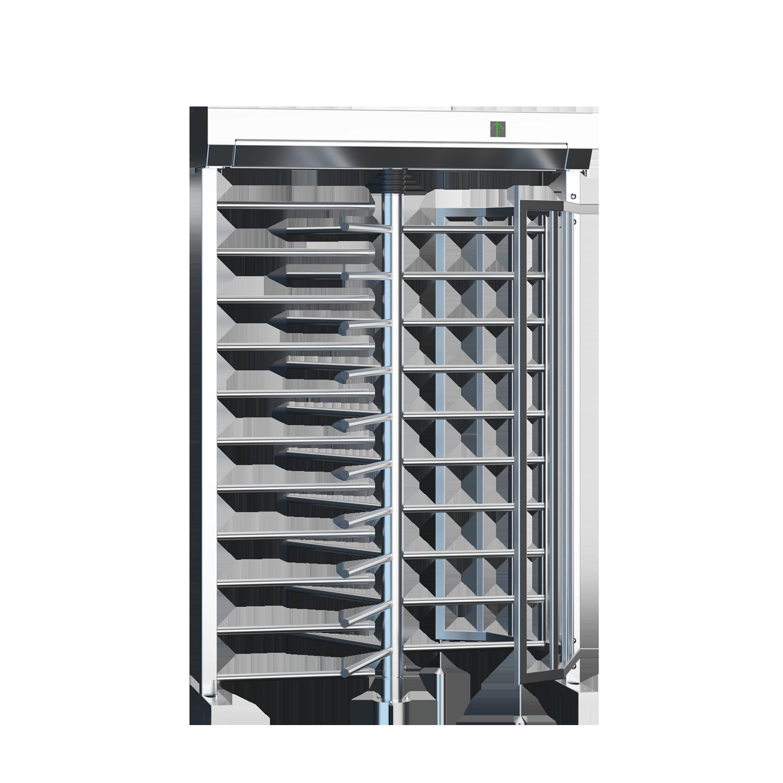 BL-1-3 full height turnstiles